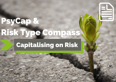 Capitalising on Risk Disposition: PsyCap and Risk Type Compass