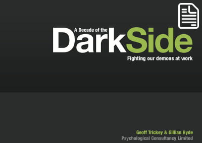 A Decade Of The Dark Side: Fighting Our Demons At Work