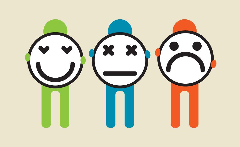 job satisfaction mediating relationship between risk