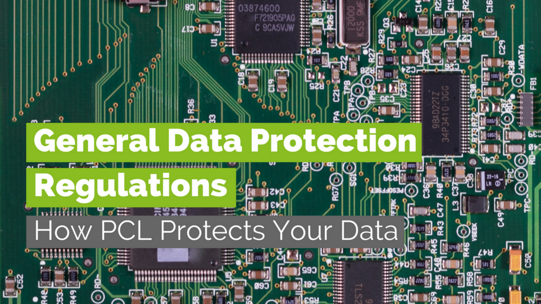 General Data Protection Regulation (GDPR) – How We Protect Your Data