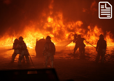 Trust, Cohesion & Risk Type in Fire Fighters