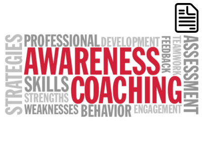 Awareness Coaching and Hogan Assessments