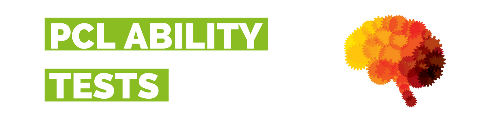 Ability Tests - 25 years of business psychology - PCL
