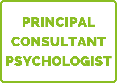 Principal Consultant Business Psychologist